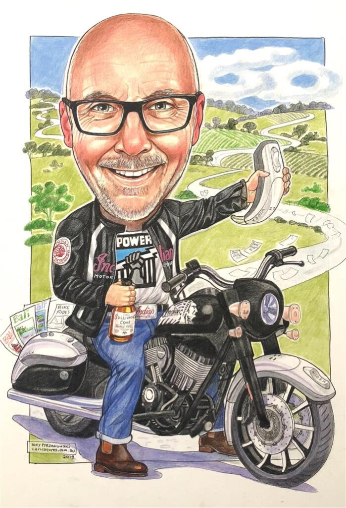 'Mawbs'. THE best Audiologist.... and Indian rider
